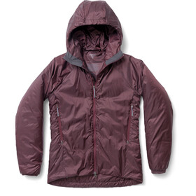 Houdini Mrs Dunfri Jacke Damen red Illusion
